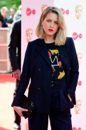 Tess Ward – BAFTA TV Awards 2018 in London