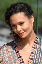 """Thandie Newton – """"Solo: A Star Wars Story"""" Photocall in London"""