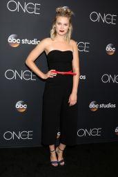 "Tiera Skovbye – ""Once Upon A Time"" Finale Screening in LA 05/08/2018"