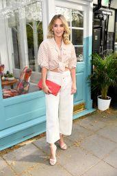 Tiffany Watson - Tell Your Friends Restaurant Launch in London