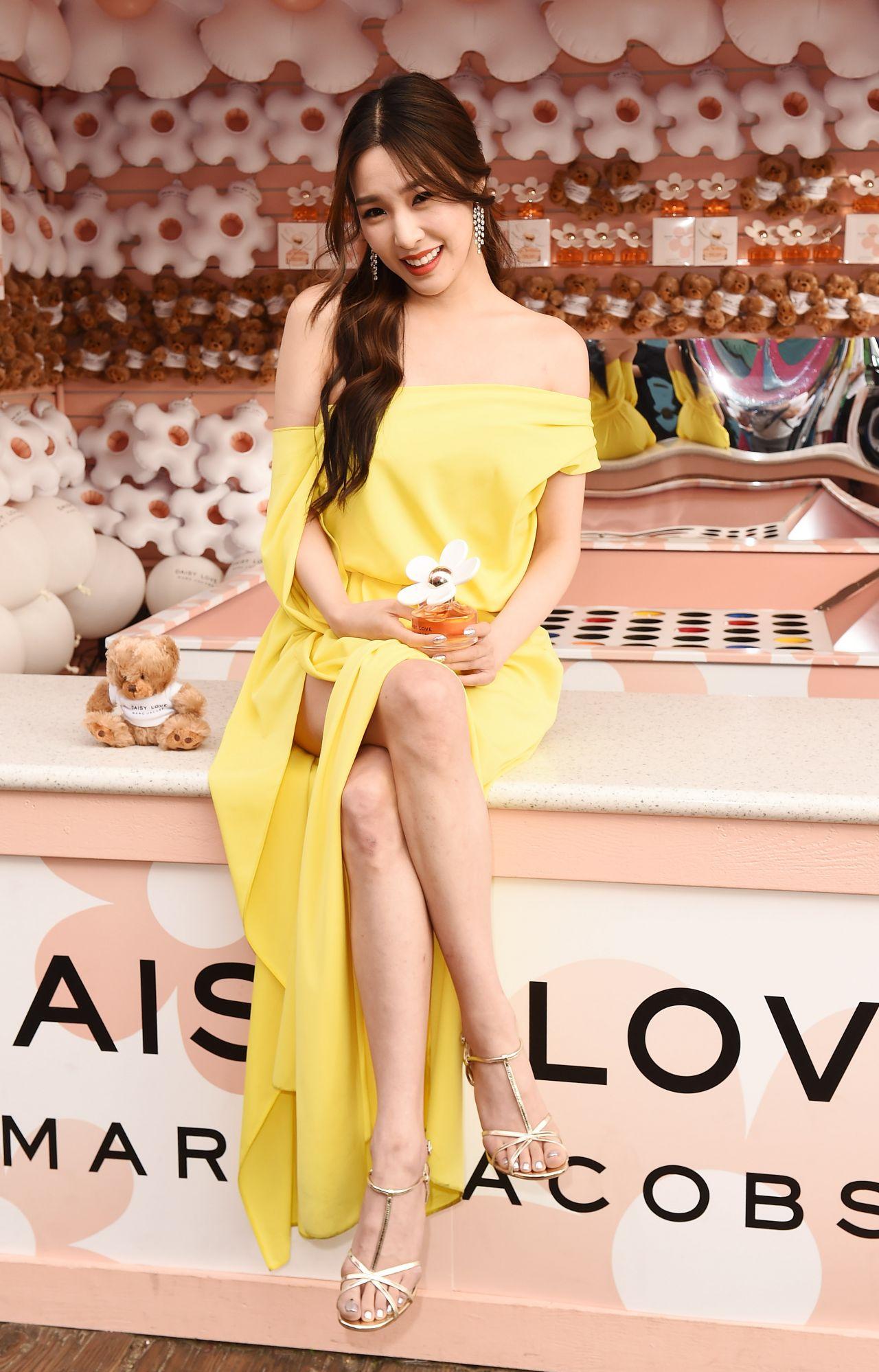 Tiffany Young Daisy Love Fragrance Launch In Santa Monica