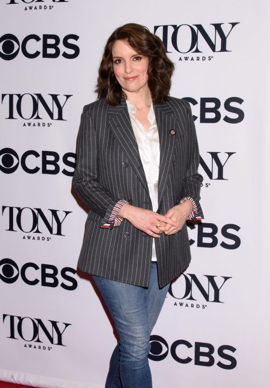 Tina Fey - 2018 Tony Awards Nominees Photocall