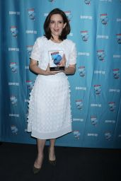 Tina Fey – Broadway.com Audience Choice Awards in New York 05/24/2018