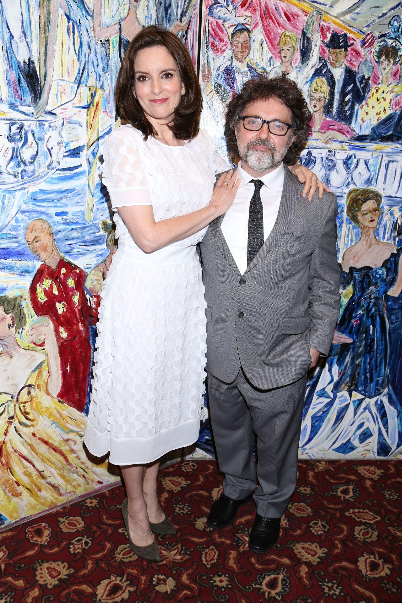 Tina Fey Broadway Com Audience Choice Awards In New York