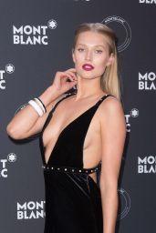 Toni Garrn – Montblanc Dinner in Cannes 05/16/2018
