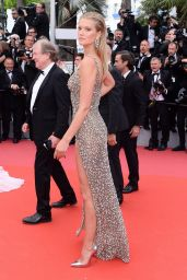"Toni Garrn – ""Solo: A Star Wars Story"" Red Carpet in Cannes"