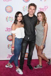 Tori Keeth – Jojo Siwa's 15th Birthday Party in Hollywood 05/15/2018