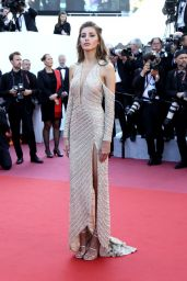 """Valery Kaufman – """"The Man Who Killed Don Quixote"""" Photocall in Cannes 05/19/2018"""