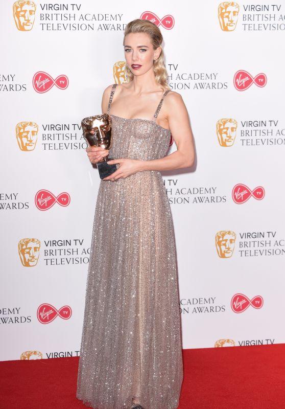 Vanessa Kirby – BAFTA TV Awards 2018 in London