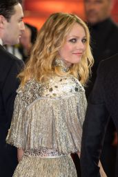 """Vanessa Paradis - """"Knife + Heart"""" Red Carpet in Cannes"""
