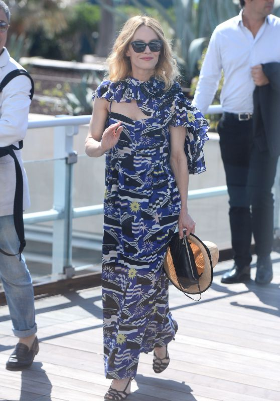 Vanessa Paradis - Out in Cannes 05/18/2018