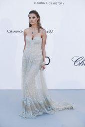 Victoria Bonya – AmfAR's 25th Cinema Against AIDS Gala in Cannes