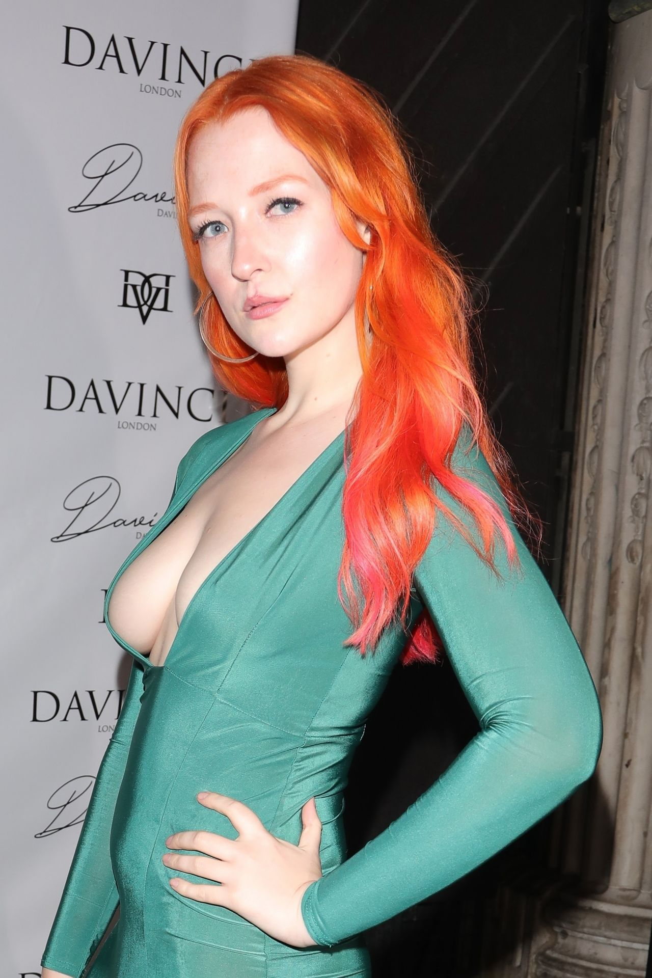 Victoria Clay Davinci London Collection Launch Party 05