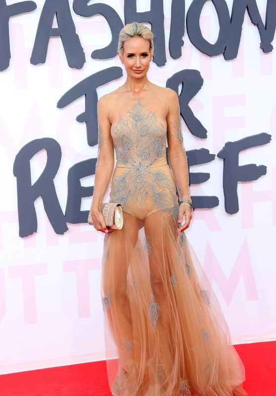 """Victoria Hervey – """"Fashion For Relief"""" Charity Gala in Cannes"""