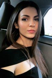 Victoria Justice - Social Media 05/29/2018