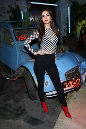 Victoria Justice - Vigo Video Launch Party in Hollywood 05/24/2018