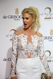 Victoria Silvstedt - De Grisogono After Party in Cannes 05/15/2018