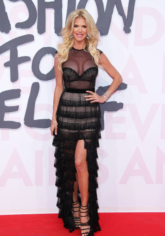 Victoria Silvstedt - Fashion for Relief at Cannes Film Festival 05/13/2018