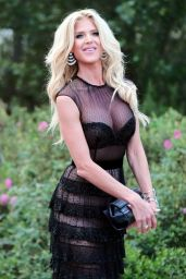 "Victoria Silvstedt – ""Fashion For Relief"" Charity Gala in Cannes"