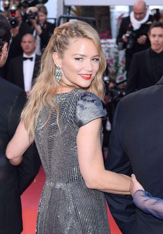 """Virginie Efira – """"Sink or Swim"""" Red Carpet in Cannes"""