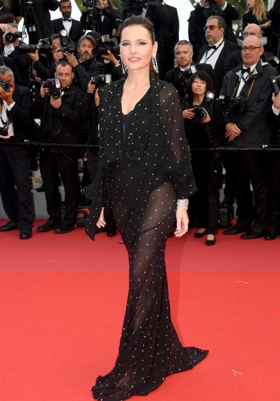"""Virginie Ledoyen – """"BlacKkKlansman"""" Red Carpet in Cannes"""