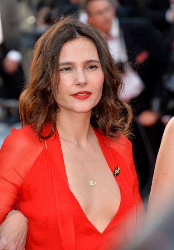 "Virginie Ledoyen - ""Girls of the Sun"" Premiere at Cannes Film Festival"