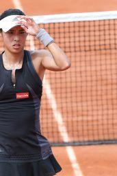 Wang Qiang – French Open Tennis Tournament 2018 in Paris 05/27/2018