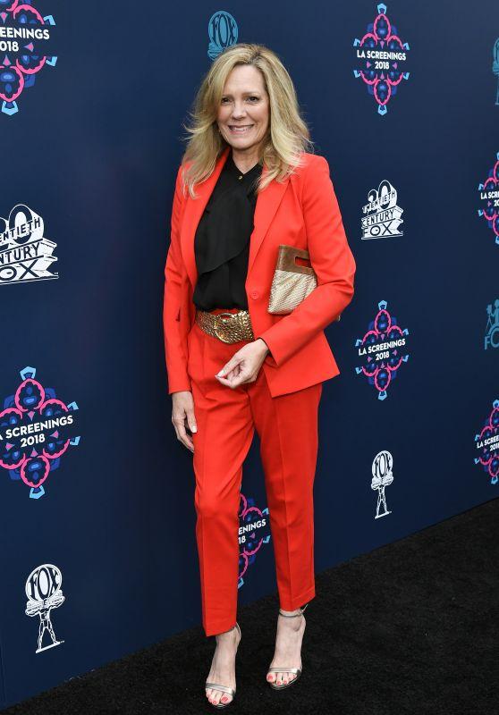 Wendy Schaal – 20th Century Fox Screenings in Los Angeles 05/24/2018
