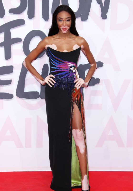 """Winnie Harlow – """"Fashion For Relief"""" Charity Gala in Cannes"""
