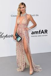 Xenia van der Woodsen – AmfAR's 25th Cinema Against AIDS Gala in Cannes