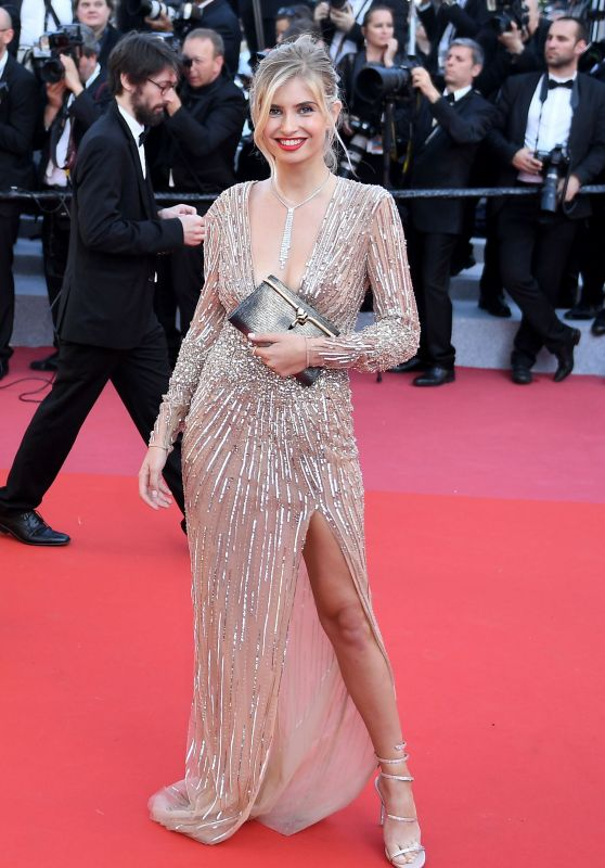 "Xenia Van Der Woodsen – ""Girls of the Sun"" Premiere at Cannes Film Festival"