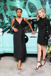 Yara Shahidi – Tiffany & Co. Jewelry Collection Launch in NY 05/03/2018