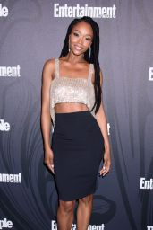 YaYa DaCosta – 2018 EW and People Upfronts Party in New York
