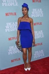"""Yaya DaCosta - """"Dear White People"""" TV Show Premiere in LA"""