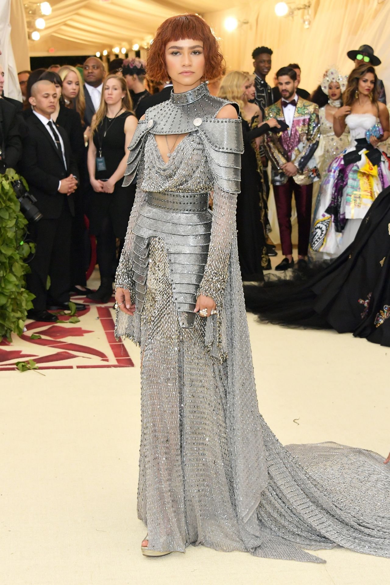 Image result for zendaya met gala