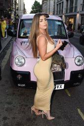 Abi Clarke – Prettylittlething x Maya Jama Launch Party in London