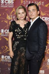 "Aimee Mullins – ""Strange Angel"" TV Show Premiere in LA"