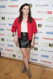 Aisling Bea - The London Irish Center Gala in Camden 06/19/2018