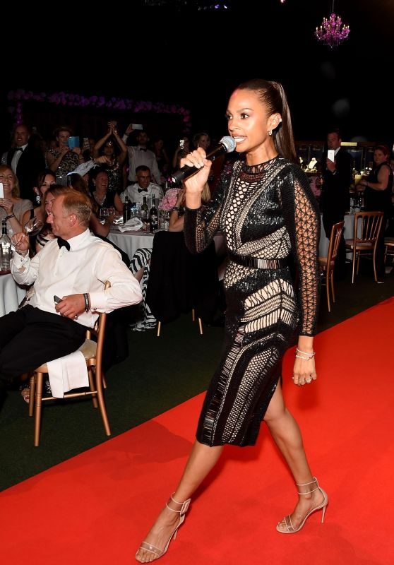 Alesha Dixon - Jersey Style Awards On The Channel Islands 06/28/2018
