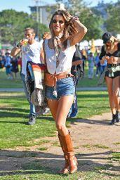 Alessandra Ambrosio - Arroyo Seco Music Festival in Pasadena 06/23/2018