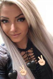 Alexa Bliss - Social Media 06/04/2018