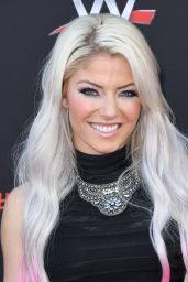Alexa Bliss – WWE's First-Ever Emmy FYC Event in North Hollywood 06/06/2018