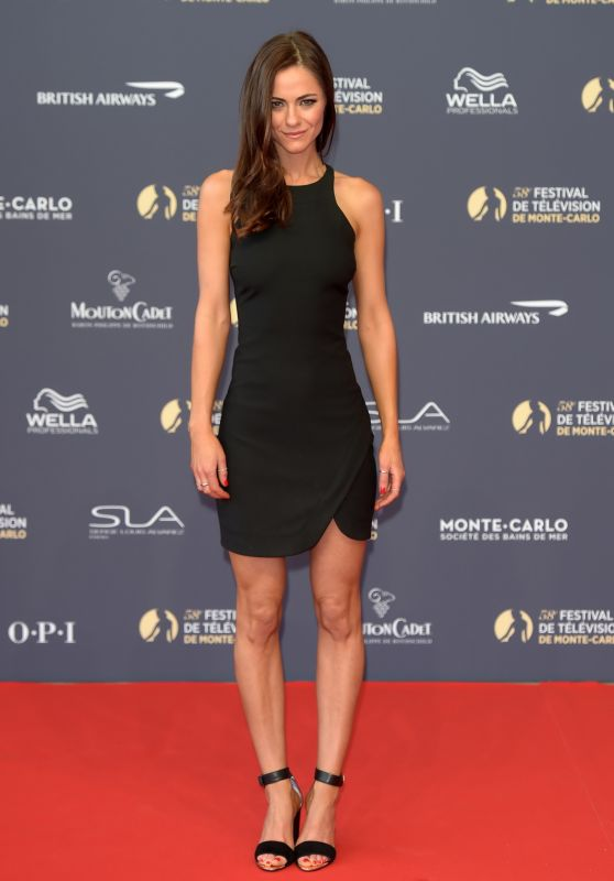 Alexandra Park - 2018 Monte Carlo TV Festival Opening Ceremony
