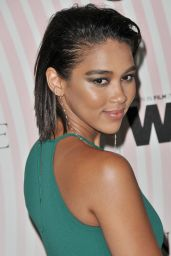 Alexandra Shipp – 2018 Women In Film Crystal and Lucy Awards in LA