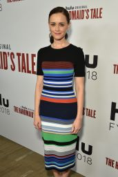 "Alexis Bledel – ""The Handmaid's Tale"" TV show FYC Event in LA"