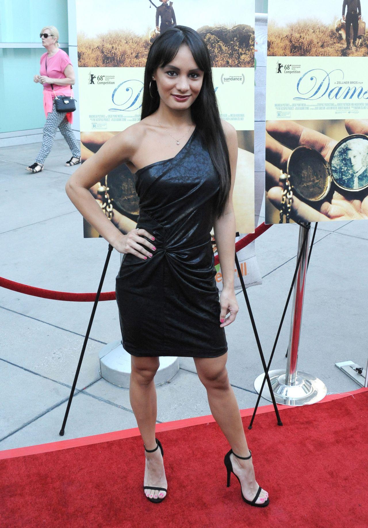 Alexis Joy Damsel Premiere In Los Angeles
