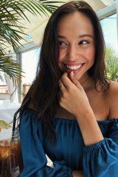 Alexis Ren in Bikini - Social Media 06/22/2018