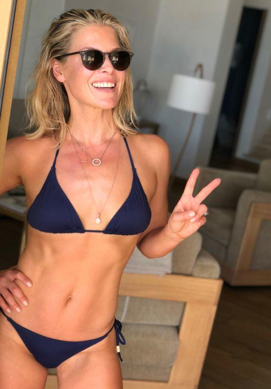 Ali Larter in Bikini - Social Media 06/21/2018
