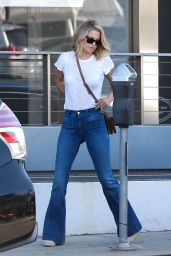 Ali Larter in Jeans - Shopping in Brentwood 06/28/2018