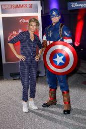 "Alice Taglioni – ""Marvel Summer of Super Heroes"" Opening Ceremony at Disneyland Paris"